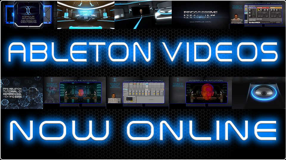 Ableton Videos Now Online